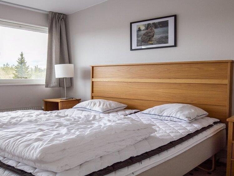 Frisk luft och sköna sängar