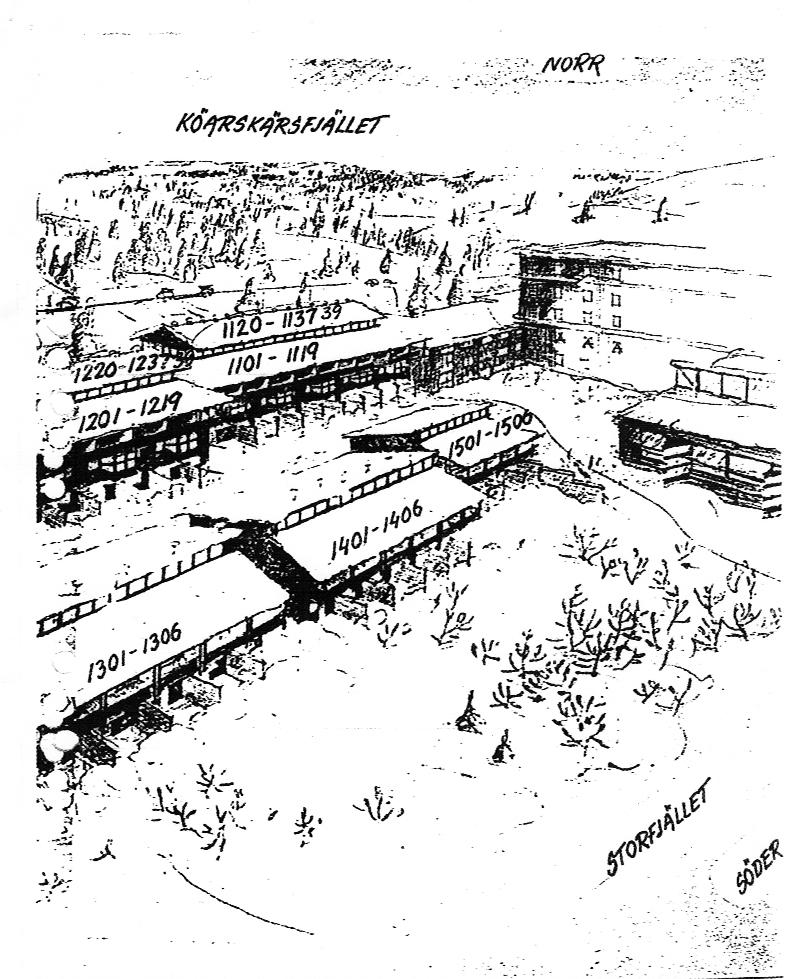 Lägenhets karta
